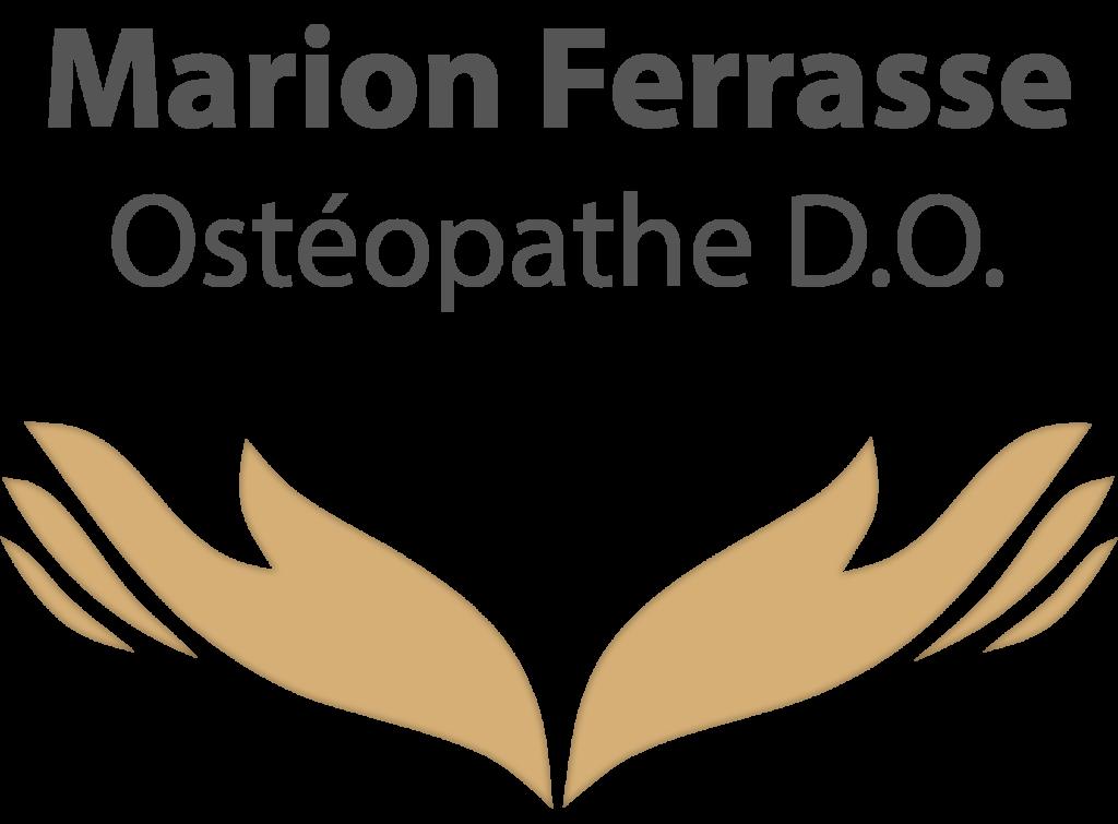 Cabinet d'ostéopathie de Marion Ferrasse